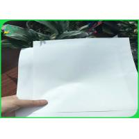 Quality 1.2g to 1.5g RBD RPD SPN Jumbo Roll Paper Two Side Coated Flame Resitant for sale