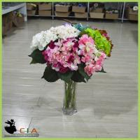 China Birthday Gift Artificial Flower Bouquet Artificial Silk Flower Bloom for Party Anniversary on sale