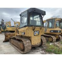 Buy cheap Japan made Used CAT D4K Bulldozer CAT C4.4 Engine 92hp engine power from wholesalers