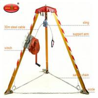 Quality Firefighting rescue tools rescue tripod for sale