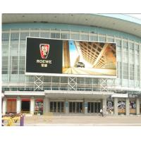 China Soundboss P31.25 outdoor full color LED electronic sign board with CE&ROHS approved on sale