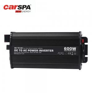 China 600w Car Power Inverter Dc To Ac Sine Wave 12V 24V Auto Swicth CAR600 on sale