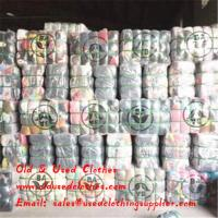 Quality Used Mens T Shirts Second Hand Clothes Selling Sites In Textile Recycling for sale