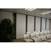 Buy cheap Floor to Ceiling Acoustic Movable Aluminum Sound Proof Partition Walls from wholesalers