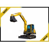 Quality 11 m³  Construction Equipment Excavator 6 Cylinder 114 KW Engine for sale