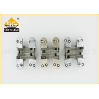 Quality Indoor Use 180 Degree Concealed Hinges For Wood Door , 116*27.8*41mm for sale