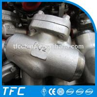 Quality API 602 forged steel check valve manufacturer for sale