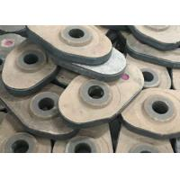 Buy cheap Slide Gate Plates Steel Plants Refractory Excellent Thermal Shock Resistance from wholesalers