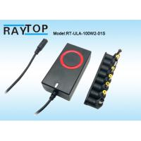 Quality CE Approval 40W Automatic Universal Notebook / Netbook Charger Adapter 7 Tips for sale