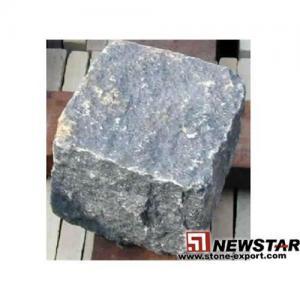 Buy cheap Grey Granite cobblestone from wholesalers