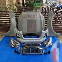 China Plastic Modified Car Parts Car Body Kits For ISUZU Dmax 2012 Upgrade To 2020 on sale