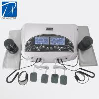Quality Popular home use dual system ion detox foot spa for sale