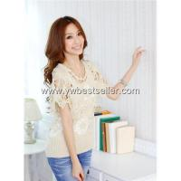 China Hand Crochet Sweater Factory on sale