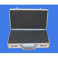 Quality Size Customized Metal Gun Case , Waterproof Gun Case Easy Carry Fireproof for sale