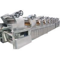 Practical Non-Fried Instant Noodles Processing Line Equipment Supplier