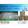 Colourless White Menthol Crystals Pharmaceutical Intermediates CAS 89-78-1