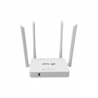 Quality 300Mbps 4 Antennas 802.11n Wireless Router Multiple Input Output for sale
