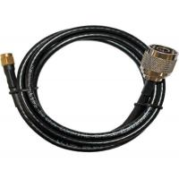 Buy cheap Base Station SMA Male To N Male Flexible Coaxial Cable With LMR195 Cable product