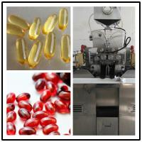Buy cheap S403 Soft Gelatin Encapsulation Machine With Gelatin Melting System For Krill Oil Production product