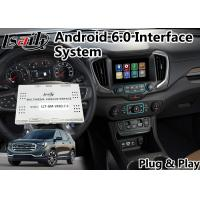 Quality Android 6.0 Car Multimedia Video Interface Box for 2014-2018 Gmc Terrain Waze Youtube for sale