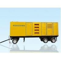 Quality Mobile trailer generator Power Generation Cooler / radiator 20KW-2000KW for sale
