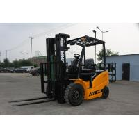 China Compact Forklift Trucks Strong Hydraulic Warehouse Electric Pallet Jack 1.5 - 3.5 Ton on sale