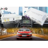 Quality Android Navigation Box for 2014-2017 Citroen C4L (MNR) with 1.6CPU TF Card for sale