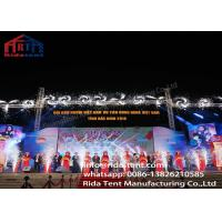 China Durable Waterproof Aluminum Light Truss For Outdoor Event Wedding Party on sale