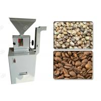 Quality 380V 50HZ Hemp Decorticator Machine / Automatic Coffee Bean Peeling Machine for sale