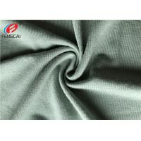 China 40S 90% Modal 10% Spandex Single Jersey Fabric For Vest , Make To Order on sale