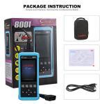 CE Launch DIY Code Reader CReader 8001 CR8001 Full OBD2 Scanner with Oil Resets