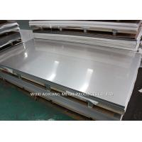 Quality AISI Cold Rolled 304 Stainless Steel Sheet Thickness 0.3 - 3.0MM Multiple Finish for sale