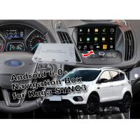 Quality Full Plug & Play Car Android Navigation Interface for Ford Kuga for sale