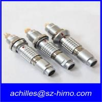 Quality metal 2 3 4 5 pin cross connector Lemo substitute for sale