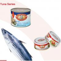 Quality China Canned tuna 170g in vegetable oil best quality/canned fish/canned food for sale