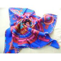 Quality Printed Silk Scarves for sale
