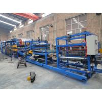 Quality Heat Insulating Sandwich Panel Roll Forming Machine Long Working Life for sale