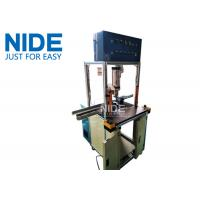China Auto BLDC Motor Stator Insulation Board / Aluminium Alloy Color or Customized End Plate Pressing Machine on sale