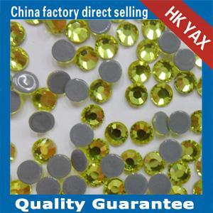 China China Hot Selling YAX249 rhinestone transfer,hot fix rhinestone transfer,rhinestone transfer for wedding dresses on sale