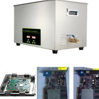 Quality Printed Circuit Board Digital Ultrasonic Cleaner For Removing Flux From Pcbs for sale