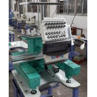 China Easy Portable Cap Embroidery Machine on sale