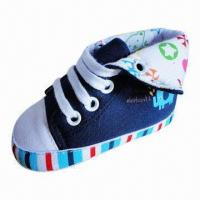 China Toddler Shoe for Baby Boy, Good Choice for your Lovely Baby, Anti-slipping on sale