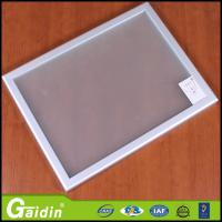 China quality assurance Aluminium extrusion frame and glass aluminum profiles kitchen cabinet glass door frame on sale