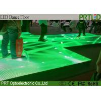Quality Club Event LED Dance Floor P4.81 Interactive High Resolution / Clearance for sale