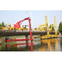 Buy cheap Dongfeng 18m 230HP Bucket Bridge Inspection Platform HZZ5311JQJDF from wholesalers