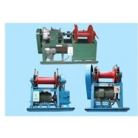 Quality Drill Rig Parts Coring Winch JS -1 1500MWireline Winch / JS-2 2600M Wireline Winch for sale