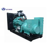 Buy cheap Open Type 800 kVA Cummins Diesel Generator 50Hz With Brushless Alternator from wholesalers