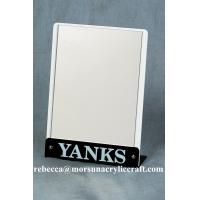 China Acrylic Tabletop Cosmetic Mirror on sale