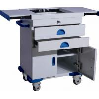 China Doctor Use Medical Crash Carts With Epoxy Coated Steel Structure on sale