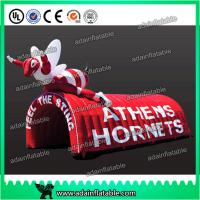 Quality Inflatable Tunnel Tent,helmet outdoor sports tunnel for sale
